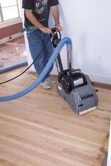 Gap filling & Finishing services provided by trained experts in Floor Sanding Sydenham